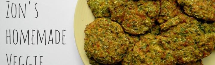 Zon's Homemade Veggie Burgers