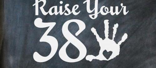 Raise your 38!